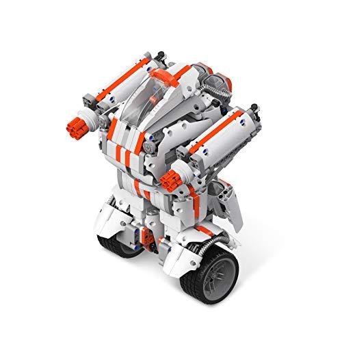 Xiaomi- Autre MI Bunny Robot Builder, Beyaz, Norme