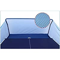 Wateralone Table Tennis Catch Net Table Tennis Ball Catch Net Ping Pong Ball Collector Net, for Table Tennis Training Portable Travel Indoor Outdoor Sports Accessories