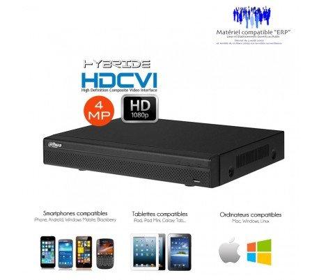 HD-cvi-Recorder Hybrid Full 1080P 8Kanäle Video-Überwachung HDCVI, Qualität HD-dvr-2495/AS8 Hybrid Video Recorder