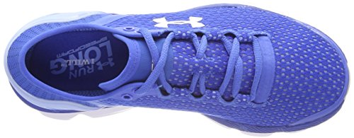 Under Armour Damen UA W Speedform Intake 2 Laufschuhe Blau (Mediterranean)