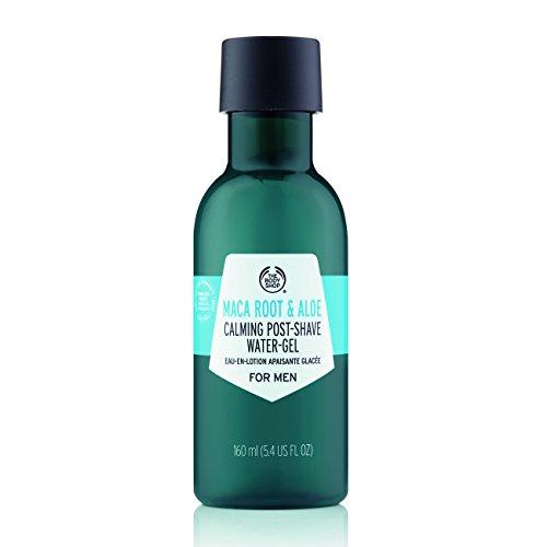 The Body Shop Maca-Wurzel & Aloe Aftershave water-gel für Männer 160ml
