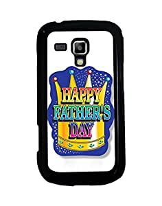 Droit Designer Luxurious Back Covers for Samsung Galaxy S Duos 57562 by Droit Store.