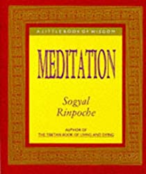 Meditation: A Little Book of Wisdom by Sogyal Rinpoche (1994-09-01)