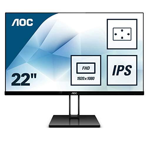 AOC 22V2Q – Monitor DE 21