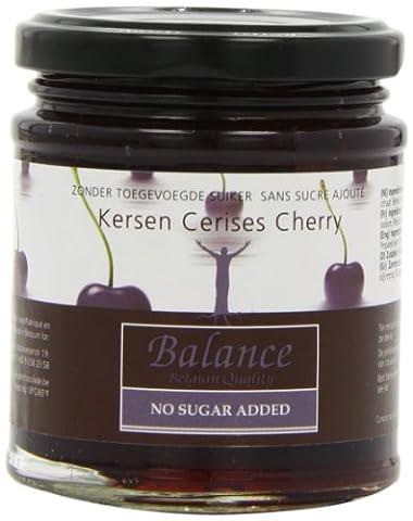 Balance No Added Sugar Cherry Jam 220 g (Pack of 3)