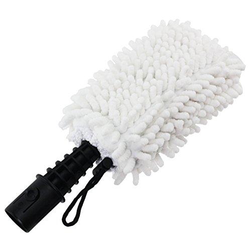Dampf-mopp (SPARES2GO Mikrofasertuch Blinde Befestigung Werkzeug für Dirt Devil Dampf Mopp)