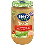 Hero Baby Verduras De La Huerta Con Pollo - 235 g