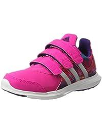 sports shoes 9395b 2a1ad Adidas Hyperfast 2,0 CF K Shopin silvmt cpurpl -