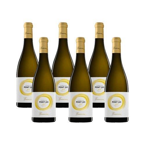 Gramona Xarelo Font Jui - Vino Blanco - 6 Botellas