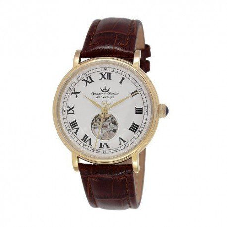 Yonger & Bresson Men's Watch YBH 8524-03