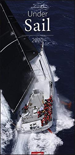 Under Sail Vertical Kalender 2020