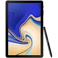 Samsung Galaxy Tab S4 Tablet, 10.5, 64 GB Espandibili, LTE, Nero, [Versione Italiana]