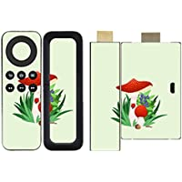 'Disagu SF/SDI 5258 _ 1195 Protective Skins Case Cover For Amazon Fire TV Stick Remote Control/Toadstool 02 Clear preiswert