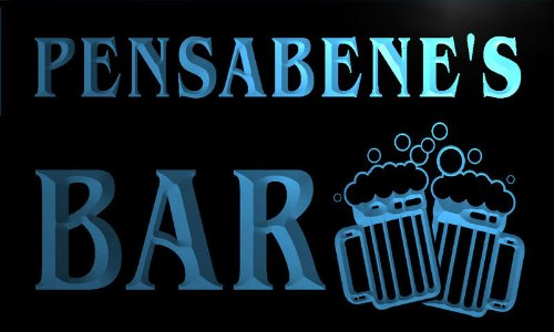 w049934-b-pensabene-name-home-bar-pub-beer-mugs-cheers-neon-light-sign-barlicht-neonlicht-lichtwerbu