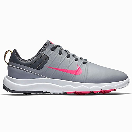 Nike Damen 776093-005 Golfschuhe, grau, 38