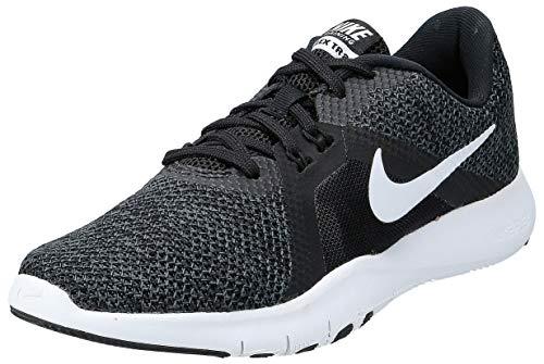 Nike Damen Flex Tr 8 Fitnessschuhe, Black/White (Anthracite), 37.5 EU