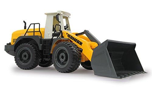 jamara-405007-radlader-liebherr-564-120-24g-schaufel-heben-senken-abkippen-realistischer-motorsound-abschaltbar-programmierbare-funktionen-blinker-autoabschaltfunktion-2-radantrieb-6