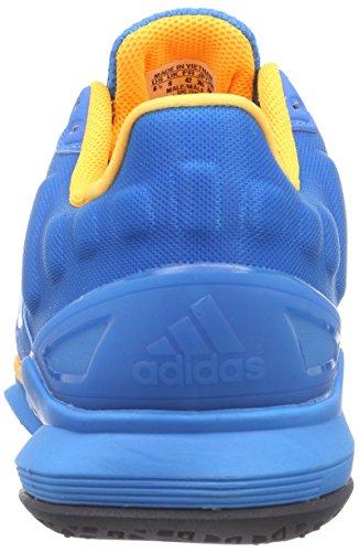 Adidas Adipower Stabil 11 Herren Handballschuhe Blau (solar blue2 s14/core white/solar gold)