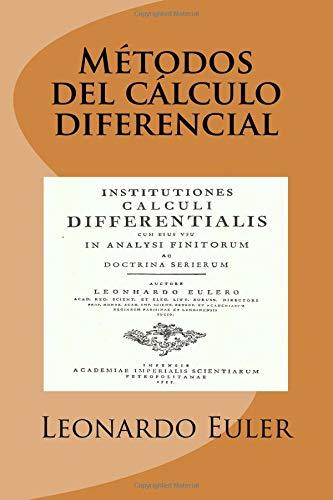 Métodos del cálculo diferencial por Leonardo Euler