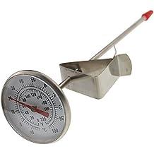 Termómetro de leche, ideal para hacer café de yogur, queso de leche, 165