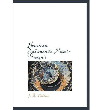 Nouveau Dictionnaire Ni OIS-Fran Ais (Hardback)(French) - Common