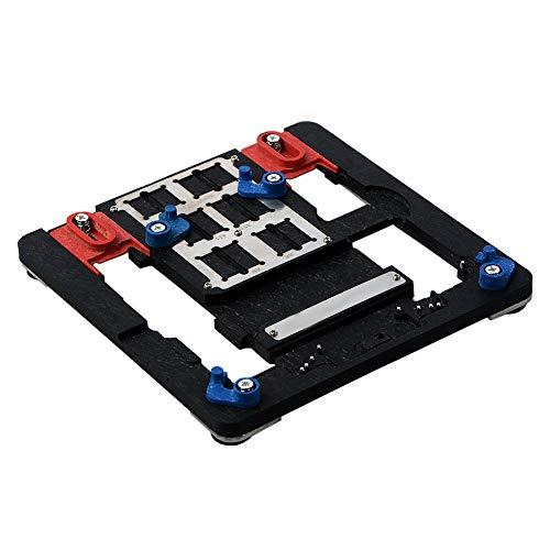 SNOWINSPRING 9-In-1 Multifunktion Handy Reparatur Motherboard Befestigung PCB Motherboard Halterung für iPhone 5S 6G 6Sp 7 7P 8 Plus Handy Reparatur (5s Motherboards Iphone Für)
