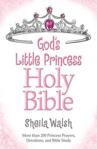 NKJV, God's Little Princess Bible, Hardcover: New King James Version