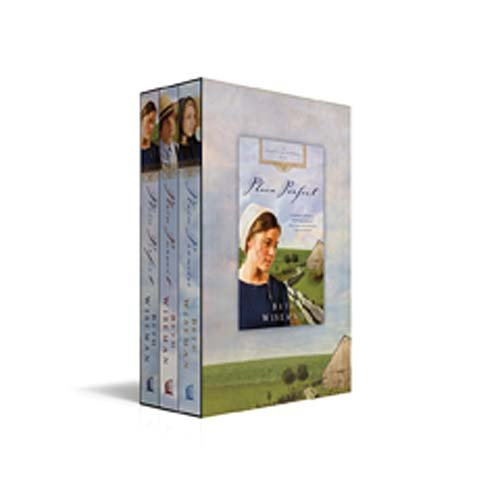 Daughters Of The Promise Box Set Volumes 1 3 Plain Promise Plain Pursuit Plain Perfect