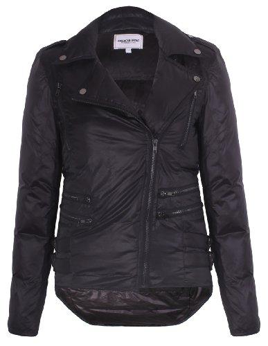 Doudoune Biker Jacket
