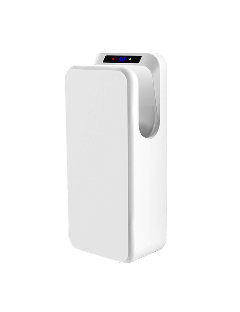 41sYGr1EvNL - Double-sided Jet Smart Hand Dryer, Wall-mounted, High-speed Powerful, No Noise, Energy Efficient, with UV Germicidal…