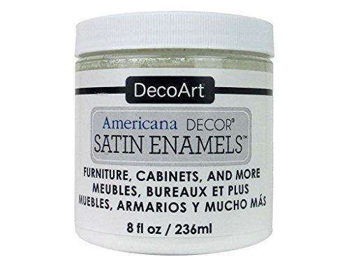 Deco Art decadsa-36.2Decor Satin Enamels purewht Americana Decor Satin Enamels 8oz purewht (Americana-dekor Farbe)