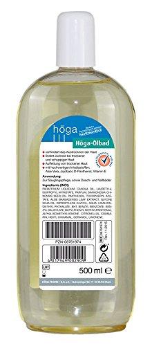 Höga Ölbad, Medizinisches Ölbad – hautfreundlich, Rezeptur dermatologisch getestet. - 2