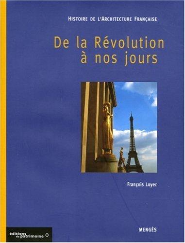 Histoire de l'architecture française, tome 3 ...