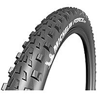 Michelin Force Cubierta para Bicicleta, Negro, 27.5x2.80