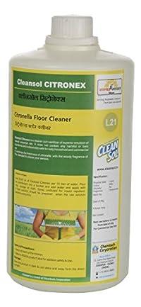 Cleansol Citronex (Citronella Based Floor Cleaner) (1L)