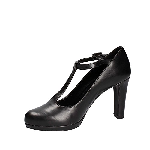 GRACE SHOES 0502 Decolletè Femmes Noir