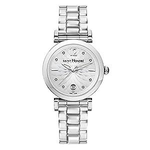 Dolce & Gabbana Reloj Analogico para Mujer de Cuarzo con Correa en Acero Inoxidable 7521111AFIN