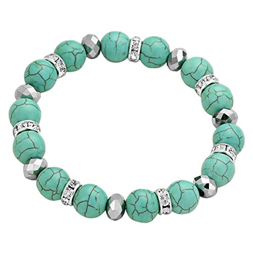 rosemarie-collections-stretch-bracelet-femme-avec-perles-turquoise-vente