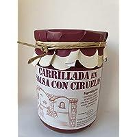 Carrillada en Salsa con Ciruelas 420 g