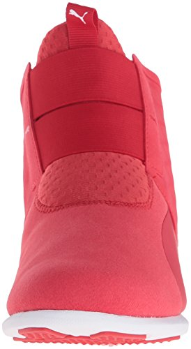 Puma Ankle Boot wmns SF Synthétique Baskets Rosso Corsa- Rosso Corsa