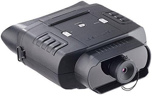 Zavarius Nachtsichtkamera: Digitales Nachtsichtgerät DN-600, Binokular, bis zu 300 m Sichtweite (Nachtsichtfernglas)