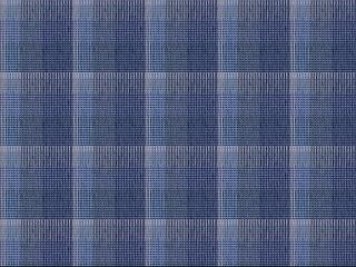 Möbelstoff Davos Check Farbe 239 (blau, hellblau, grau) - modernes Chenille-Flachgewebe (gemustert, kariert, Karos) Polsterstoff, Stoff, Bezugsstoff, Eckbank, Couch, Sessel, Hussen, Kissen -