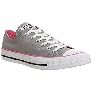 Converse All Star Low Grey Pink - 5 UK