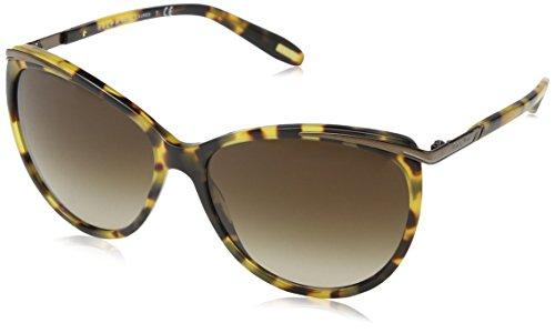 Ralph Lauren Purple Label Damen RA5150 Sonnenbrille, Braun (Spotted Tortoise 504/13), One Size (Herstellergröße: 59)