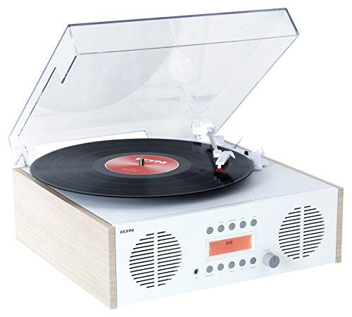 ION Audio Digital LP Impianto Stereo Vintage 4 in 1 usato  Spedito ovunque in Italia