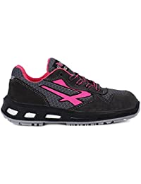 SCARPA ANTINFORTUNISTICA DONNA U POWER RED LION VEROK S1P 37