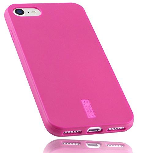 mumbi Schutzhülle für iPhone 8 / iPhone 7 Hülle pink