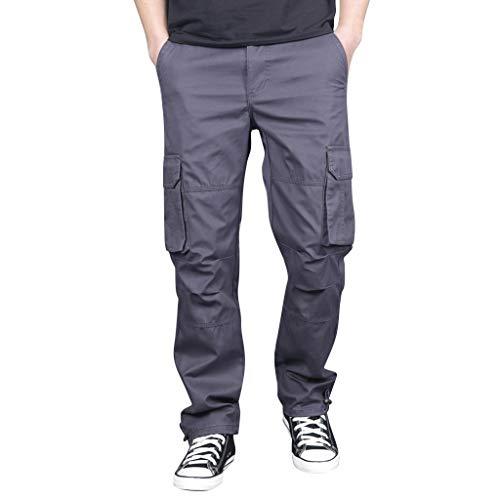OPALLEY 2019 Uomo All'Aperto Asciugatura Rapida Traspirante Pantaloni Sportivi Maschi Estate Nuovo Pantaloni Casual Multi-Pocket Lavoro Tendenza Tuta Tooling Pantaloni