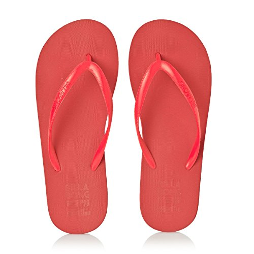 Billabong - Flops Unisexes - Rouge Adulte