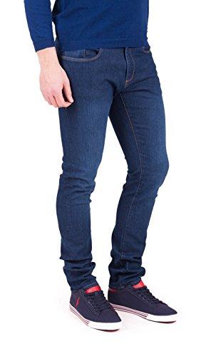 Tussardi Jeans Herren Jeanshose Blau